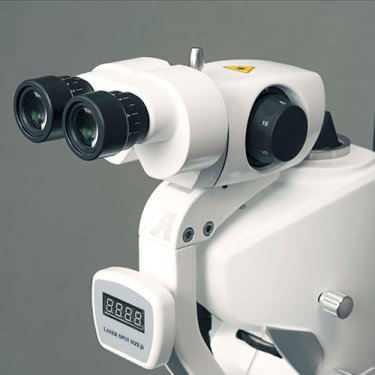 integrated laser slit lamp