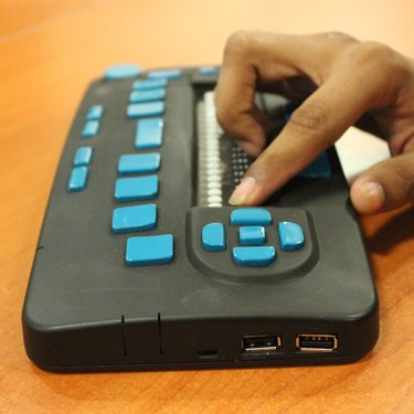 Braille laptop 20 cell